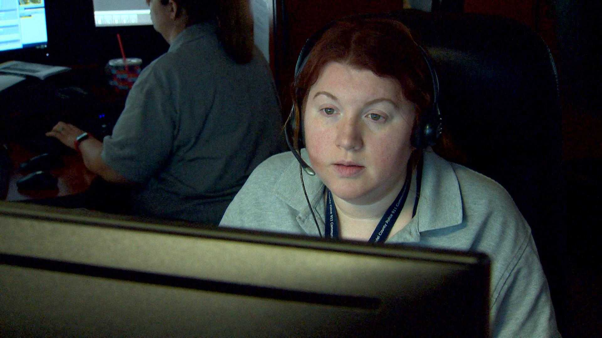 New course aims to help high school seniors gain careers as 911 call takers