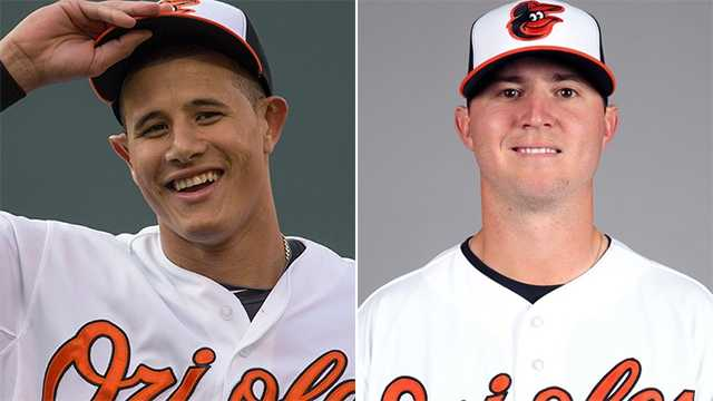 Manny Machado, Zach Britton