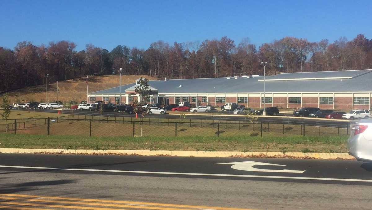 Magnolia Elementary lockdown