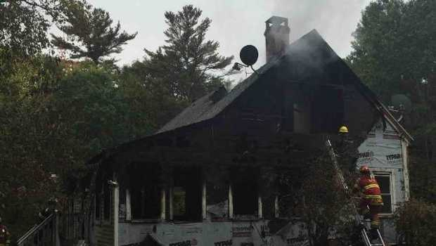 Child responsible for starting deadly Boothbay fire, officials say