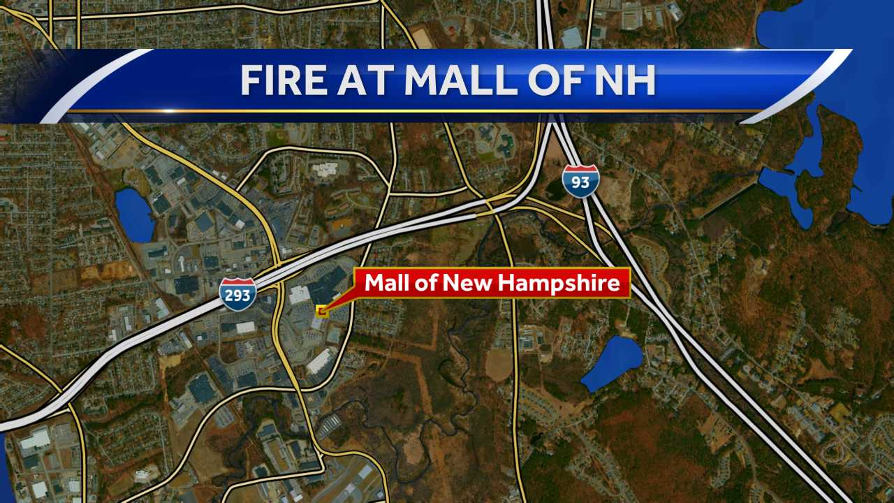 Mall of NH fire
