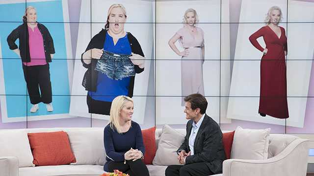 Mama June and Dr. Oz