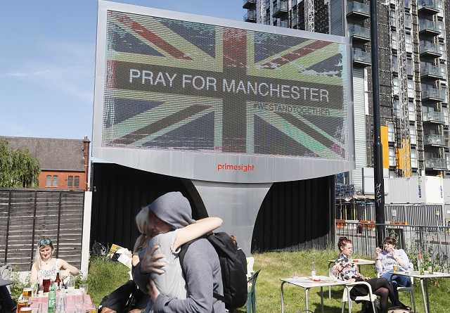 Manchester bomber connected to group of young Libyan men