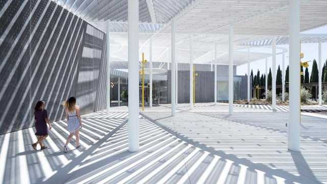 Manetti Shrem Museum Grand Opening