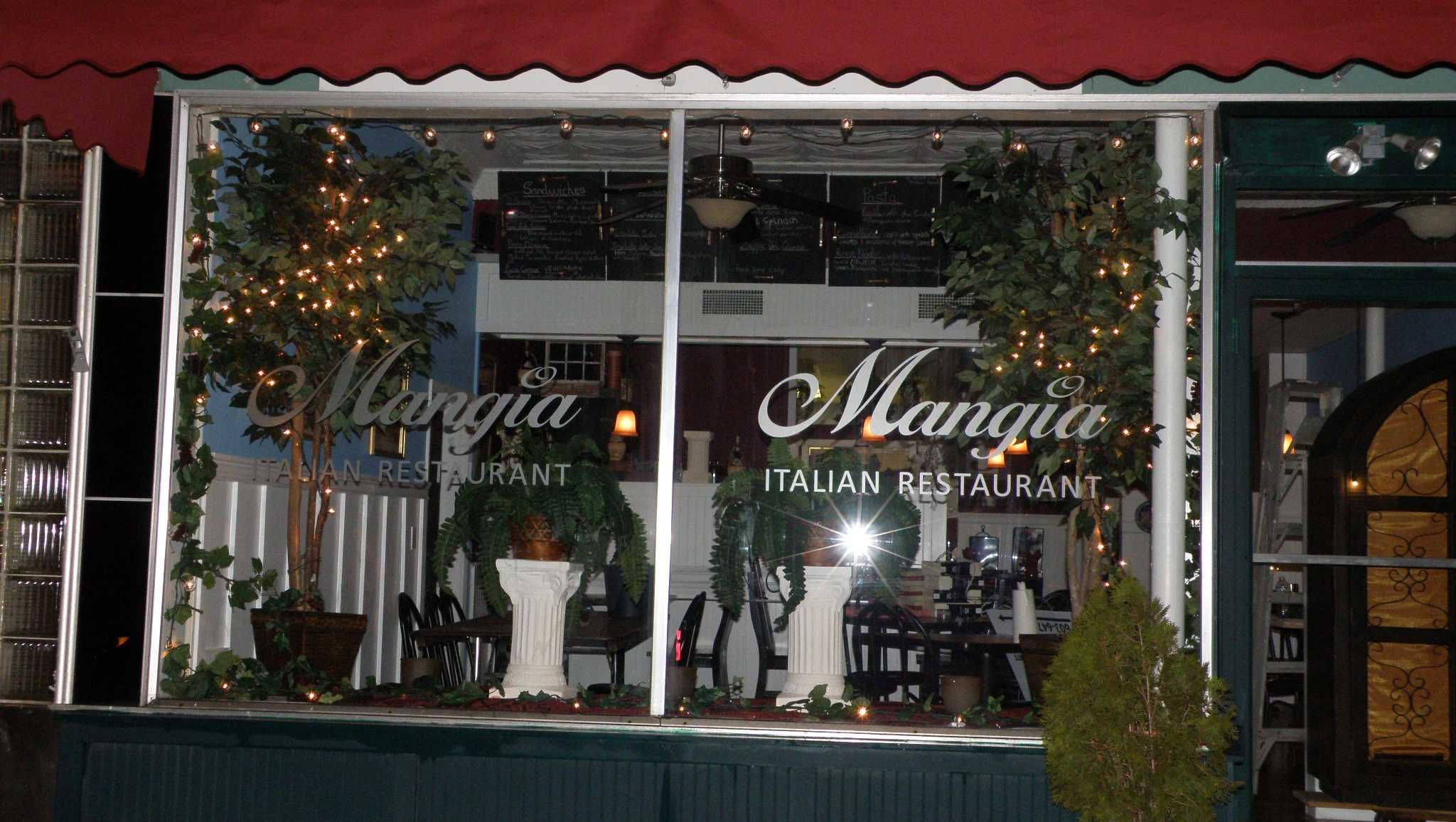 Mangia in Manchester
