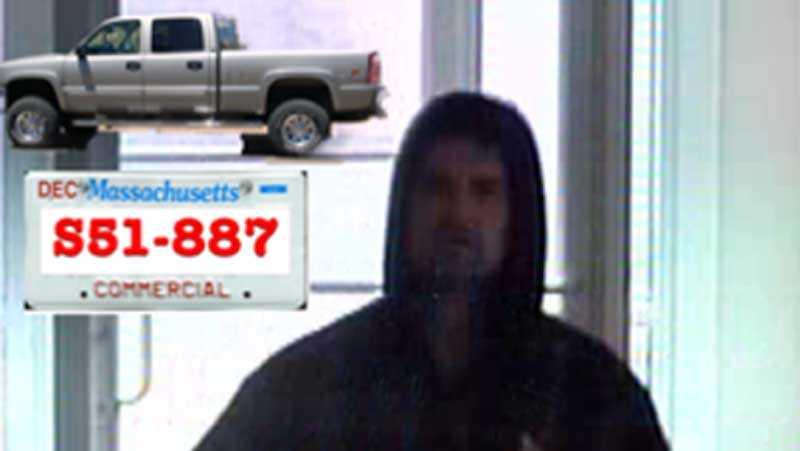 Auto theft, robbery suspect