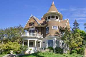 Sacramento Victorian mansion