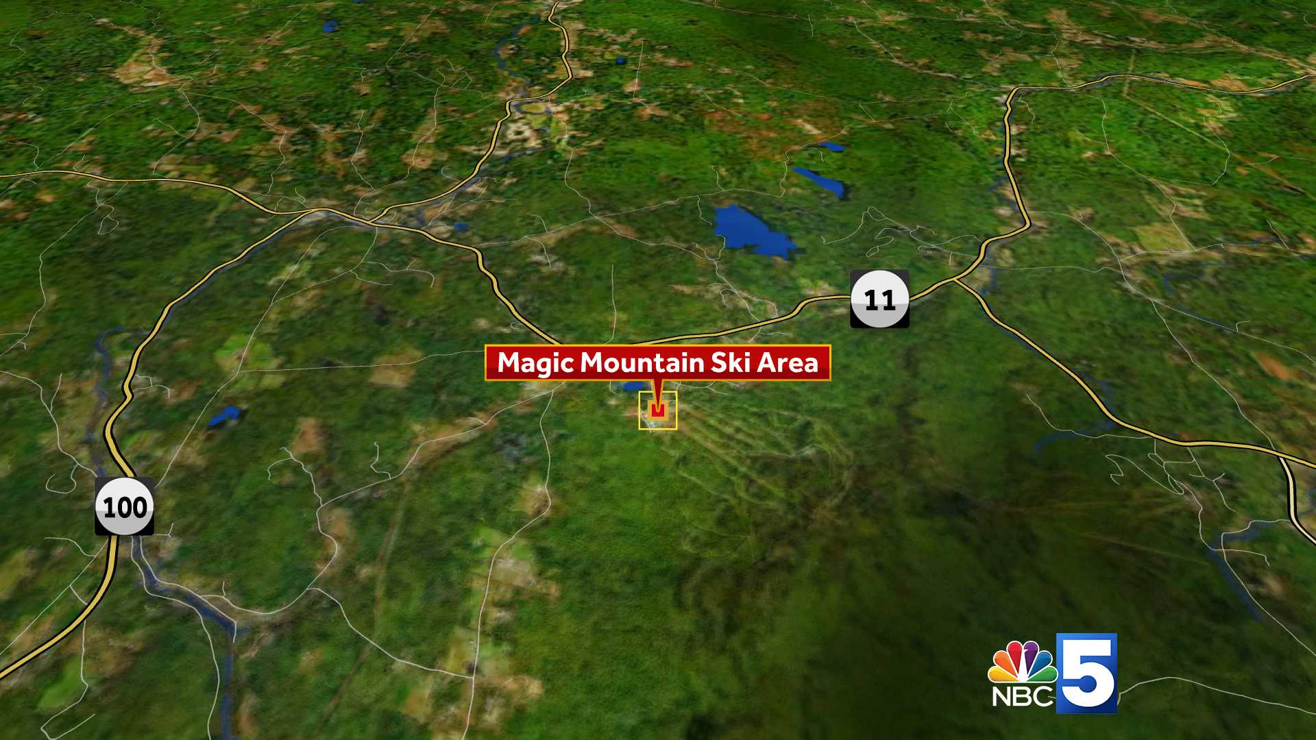 Magic Mountain Ski Area