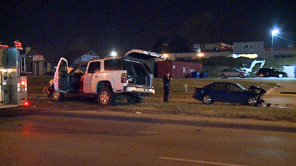 90th Maplewood Blvd Crash
