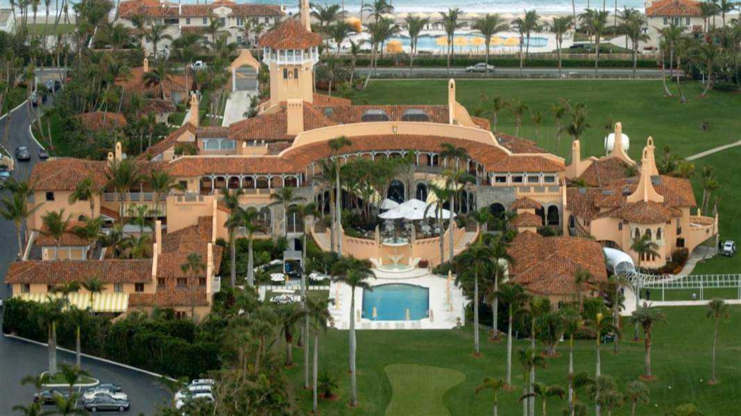 Yet another group pulls event out of Trump's Mar-a-Lago