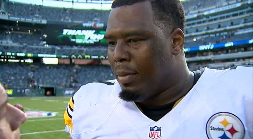 Marcus Gilbert Suspended 4 Games for Violation of NFL's PED Policy