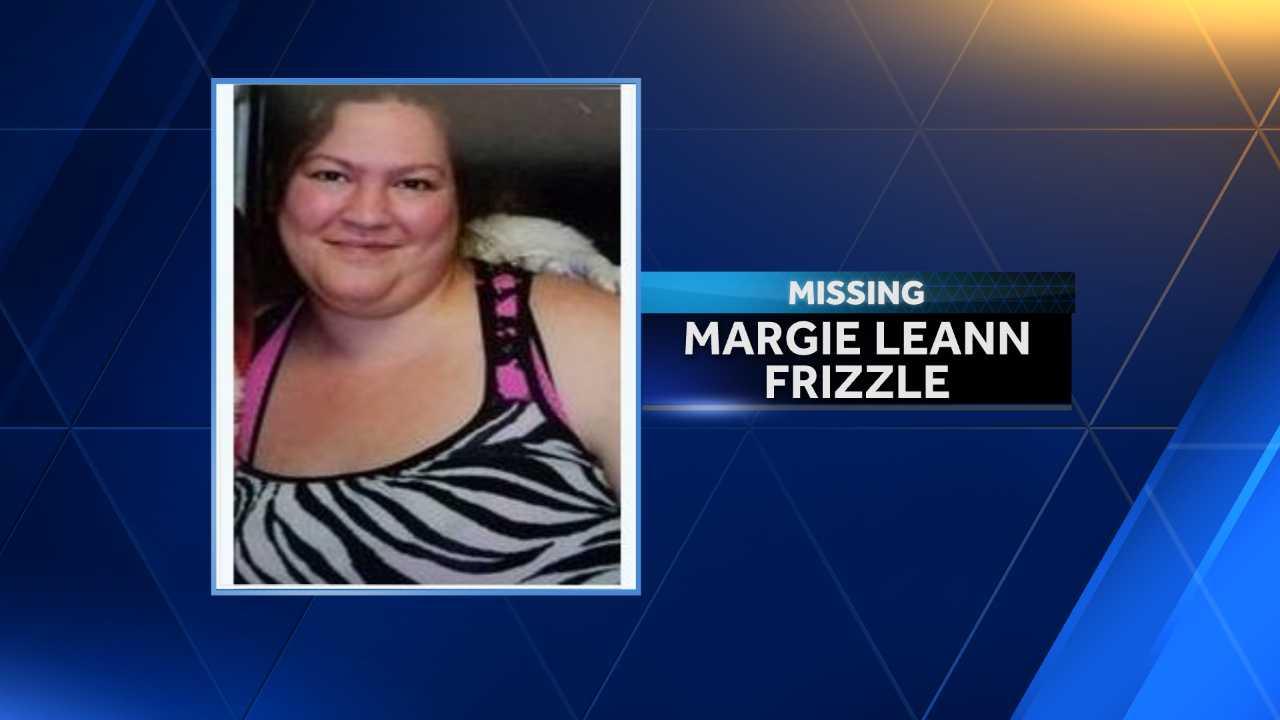 Margie Leann Frizzle missing