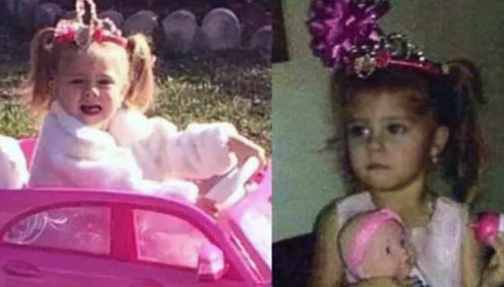 More than 200 search for missing three-year-old North Carolina girl
