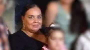 Maribel Diaz and her family