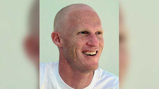 This Dec. 13, 2000, file photo, shows Todd Marinovich after a Los Angeles Avengers team practice session in Culver City, Calif.