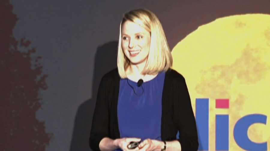 SOURCE: Yahoo! Yahoo CEO Marissa Mayer ...