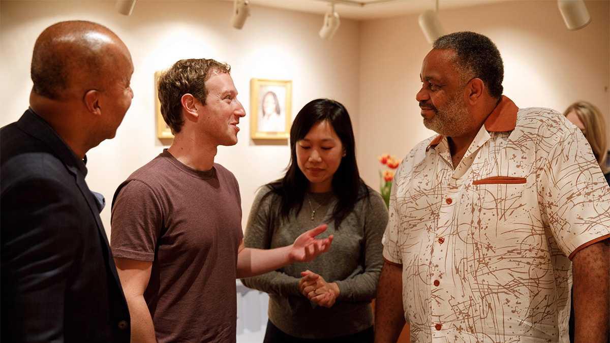 Facebook CEO Mark Zuckerberg tours Alabama