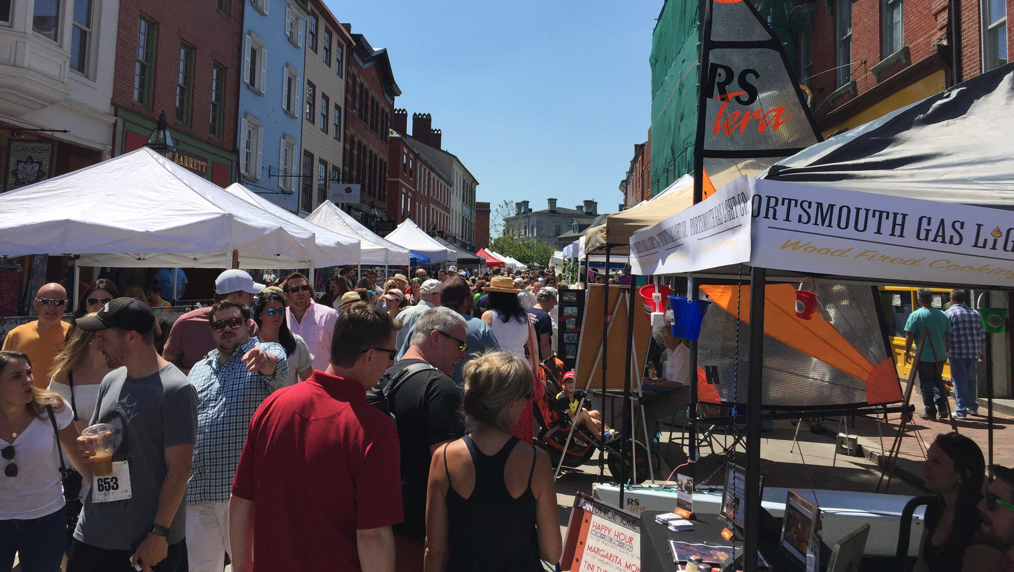 Market Square Day 2017