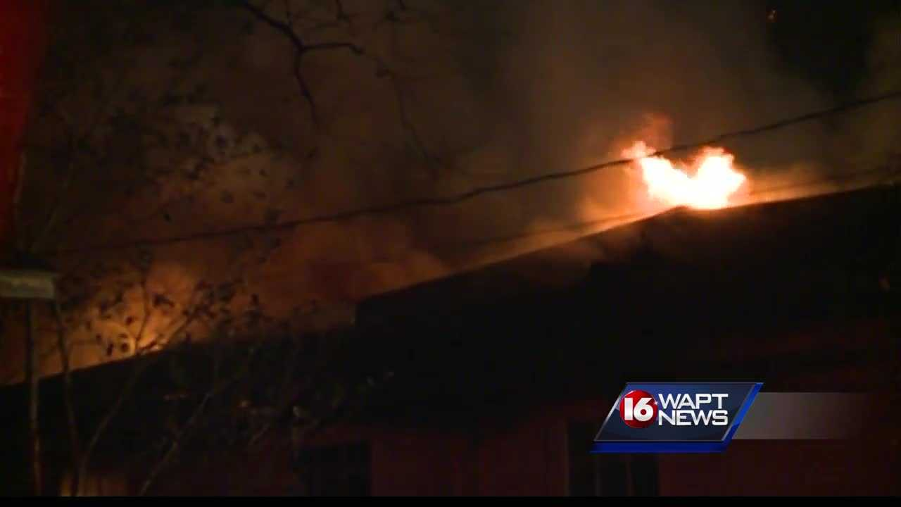 Marla Ave. house fire
