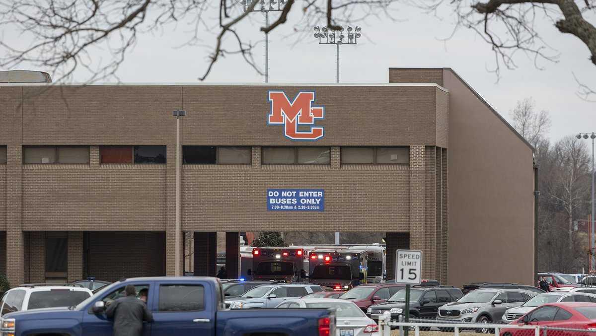 school shooting, Marshall County, Kentucky