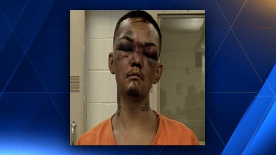 Man left battered after allegedly trying to carjack football players