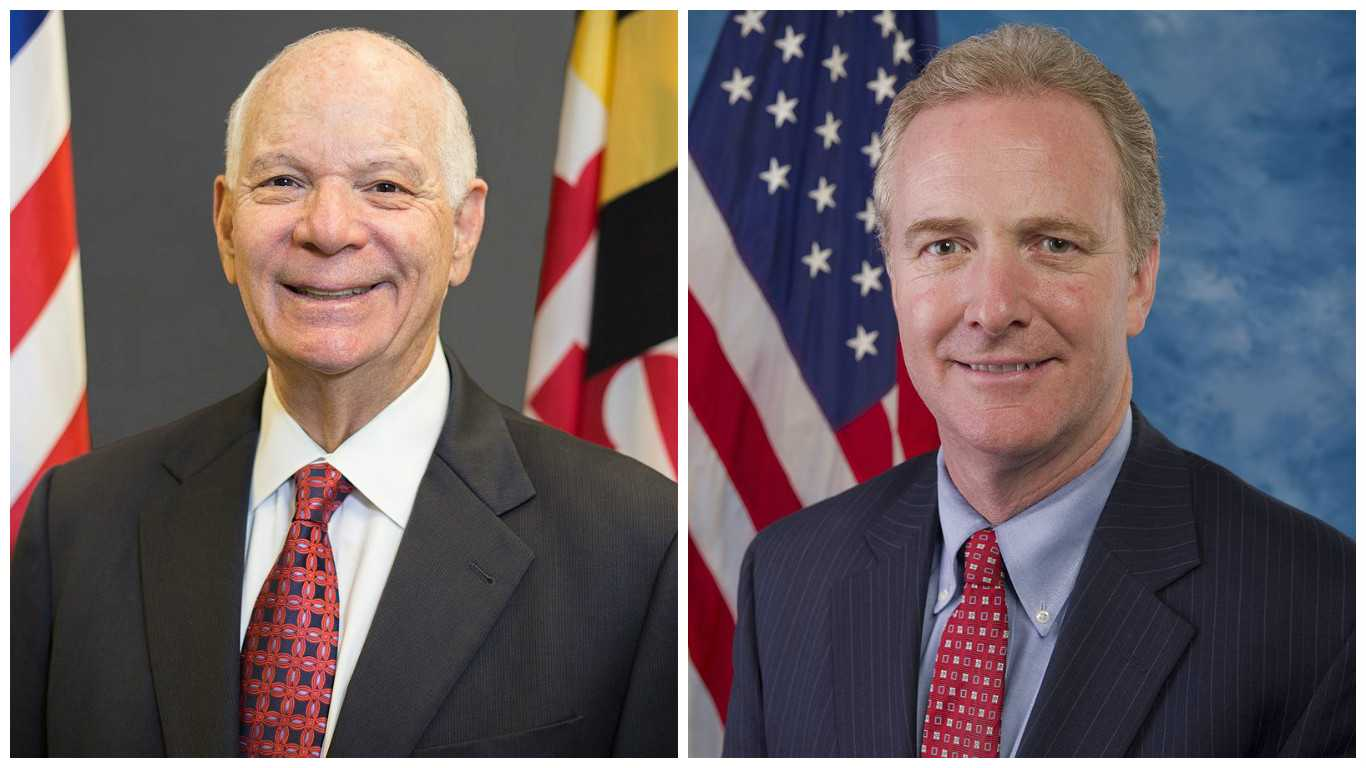 Senators Ben Cardin and Chris Van Hollen