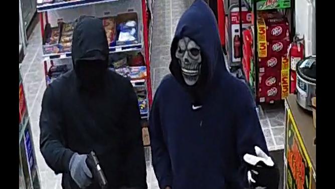 Marathon armed robbery