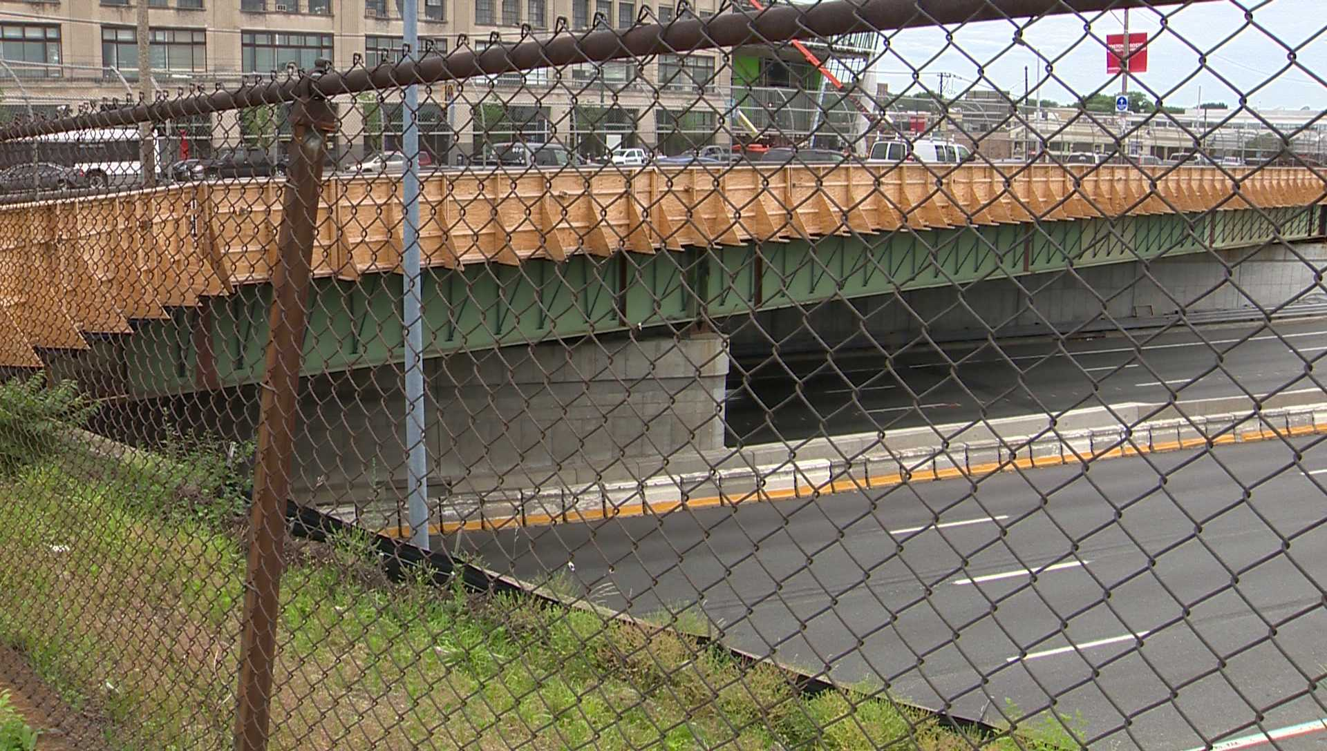 Mass. Pike Lanes Reopen Early In Boston Amid Bridge Work