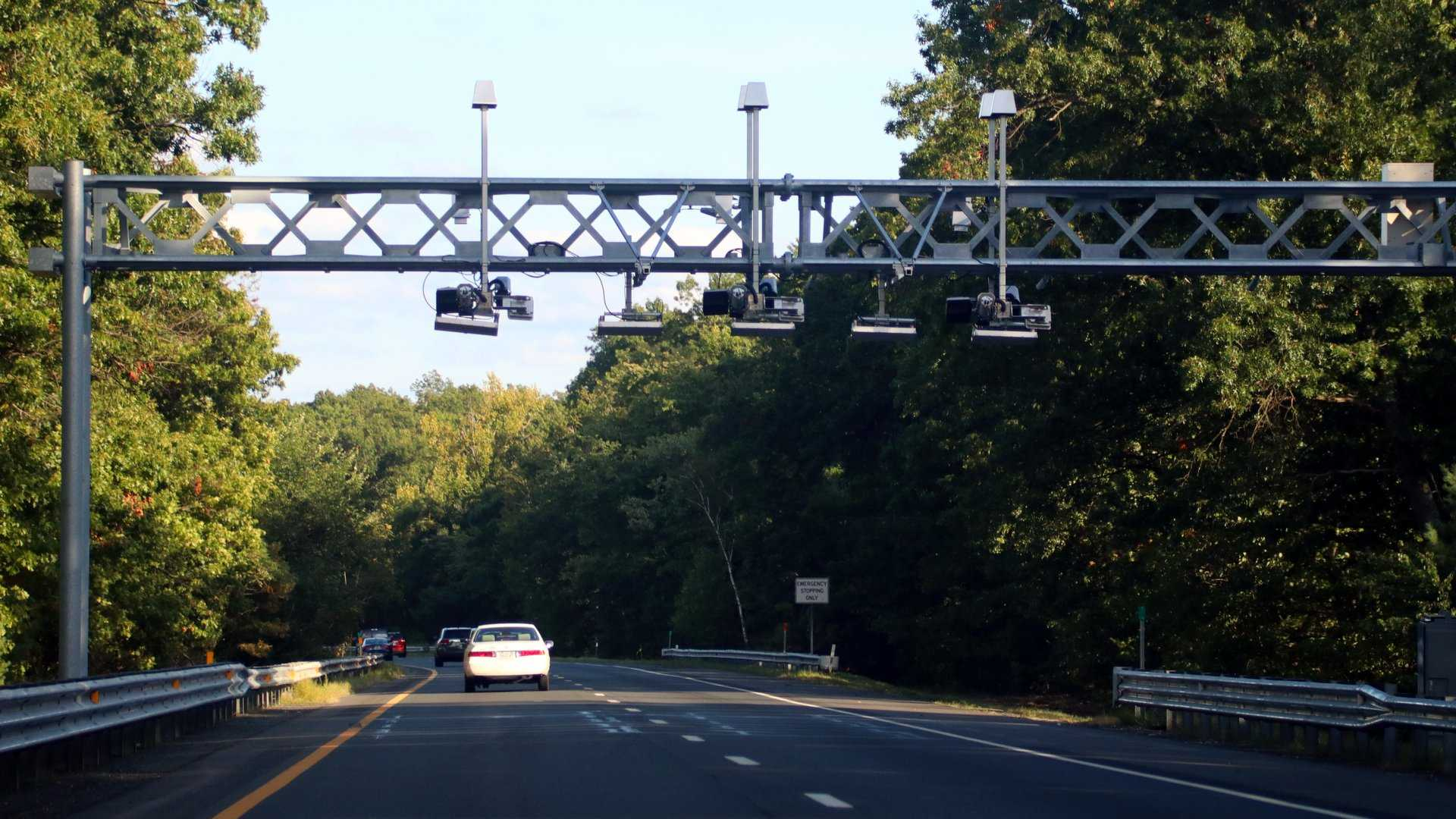 Mass. Turnpike Open Road Tolling