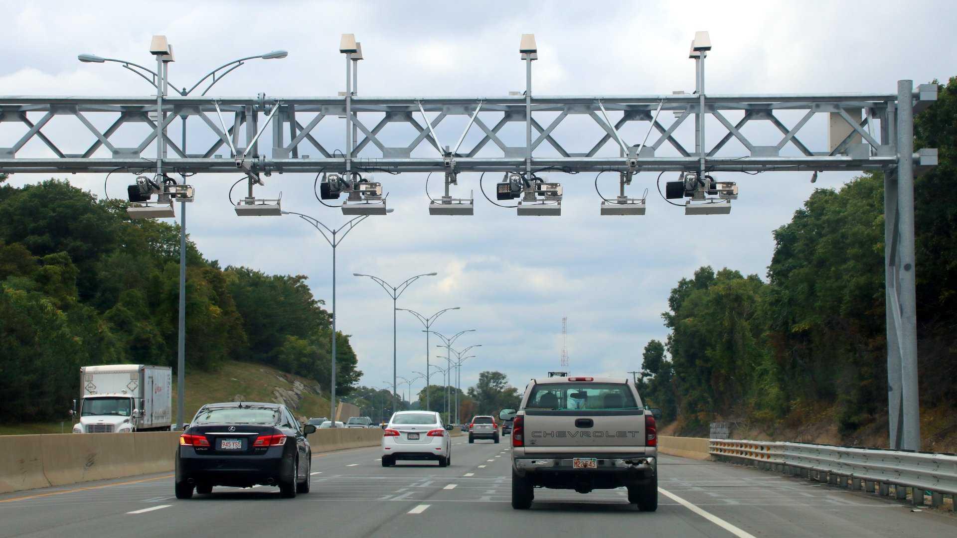 Mass. Turnpike Open Road Tolling