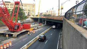 Commonwealth Avenue Bridge project