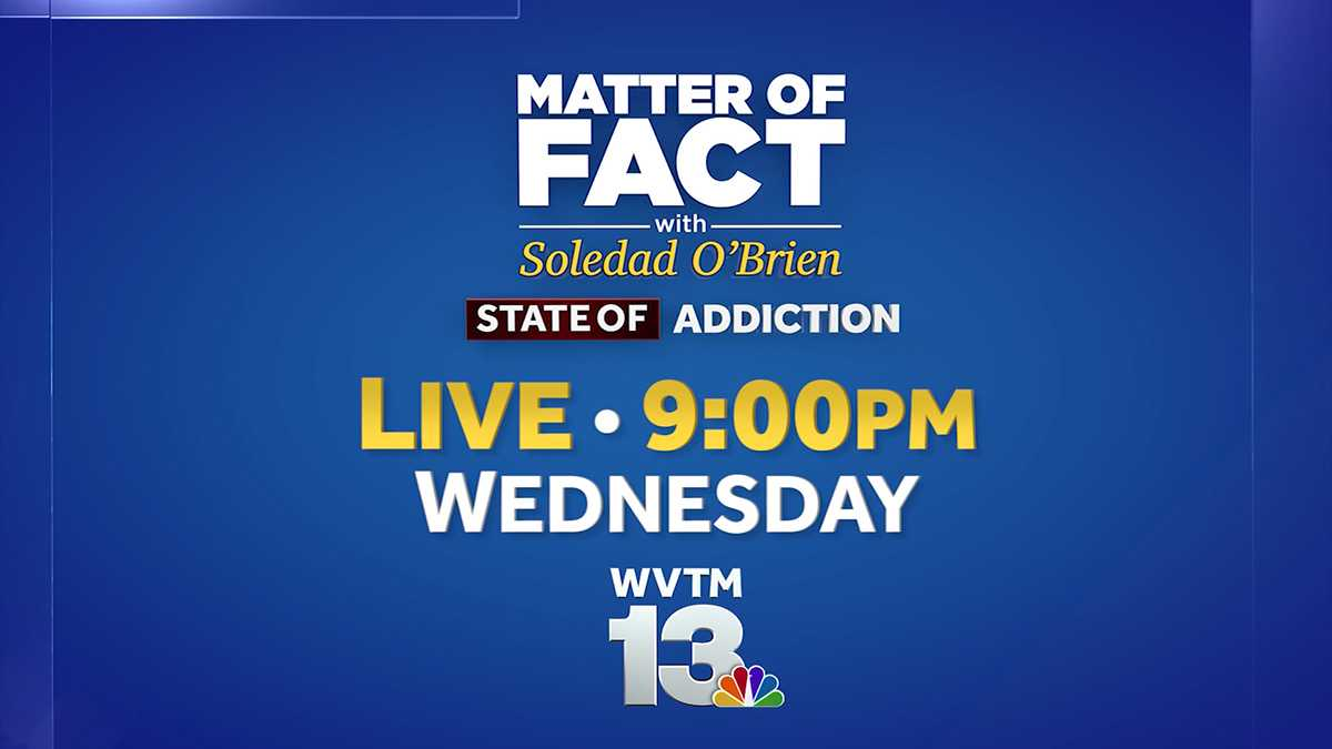 Watch the State of Addiction special on Wednesday, Sept. 13, 2017.