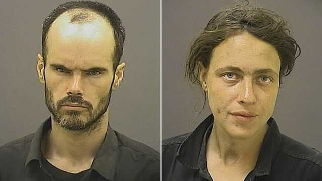 Matthew Kirsch (left), Anne Kirsch (right)