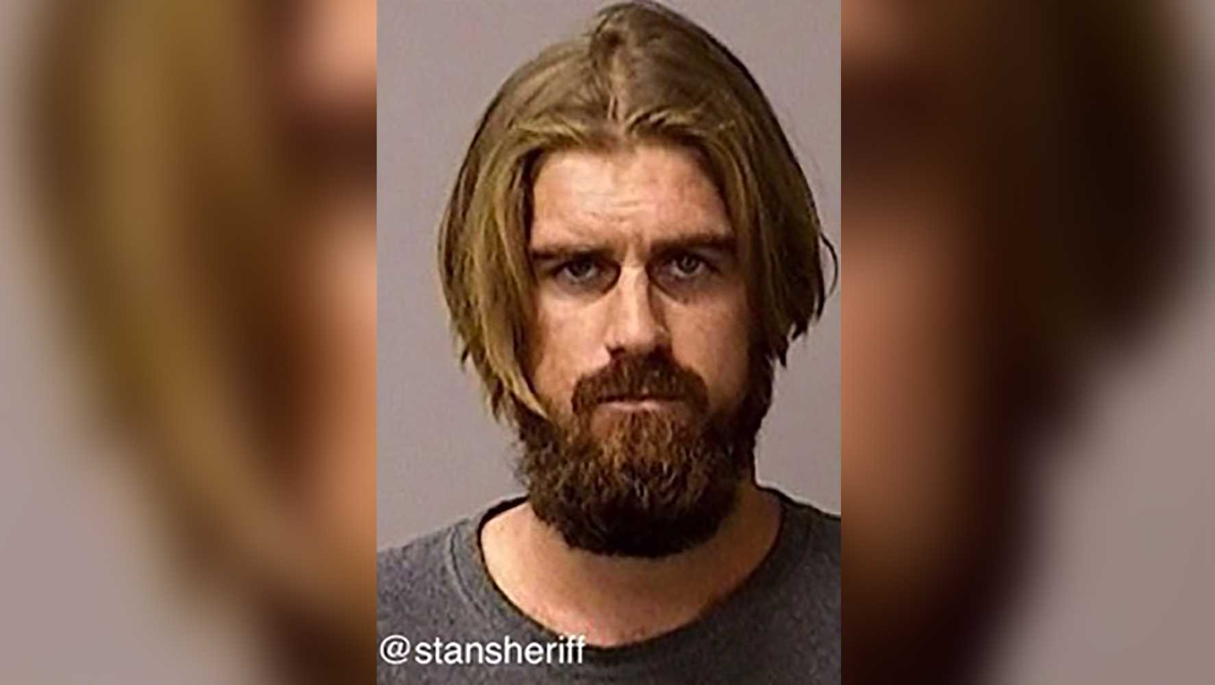 Matthew Gibbs, 32, of Modesto, was arrested in connection with a DUI crash that led to the death of a Modesto police  sergeant, the Stanislaus County Sheriff's Department said.