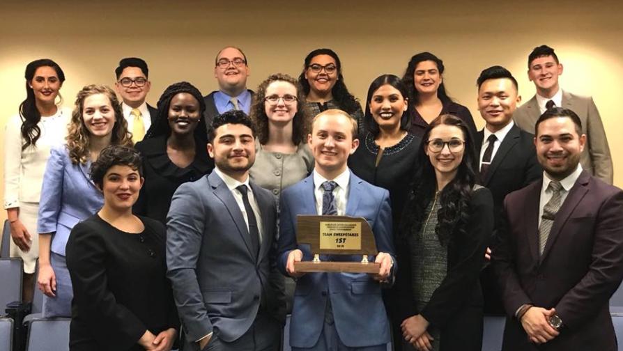 UNO speech team wins state championship