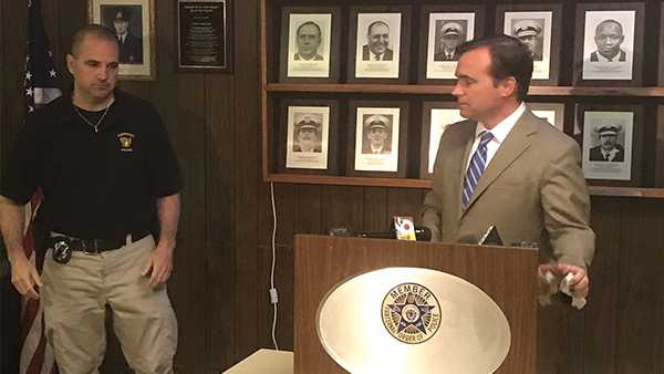 City mistakenly honors man suspected of killing officer