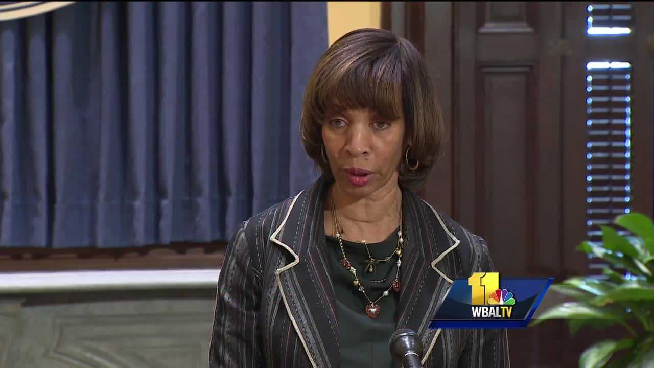 Mayor Catherine Pugh holds State of the City Address