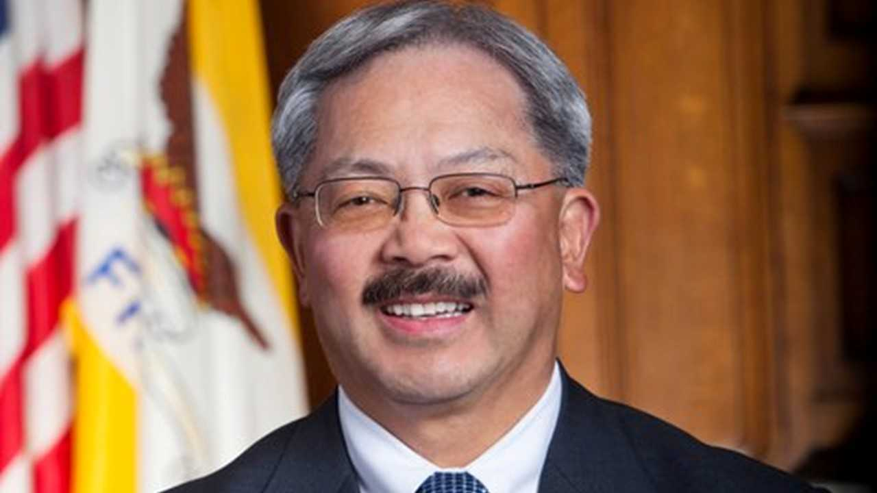 Mayor Edwin Lee
