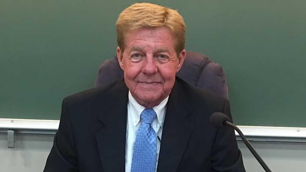 Mayor Tony Gillespie