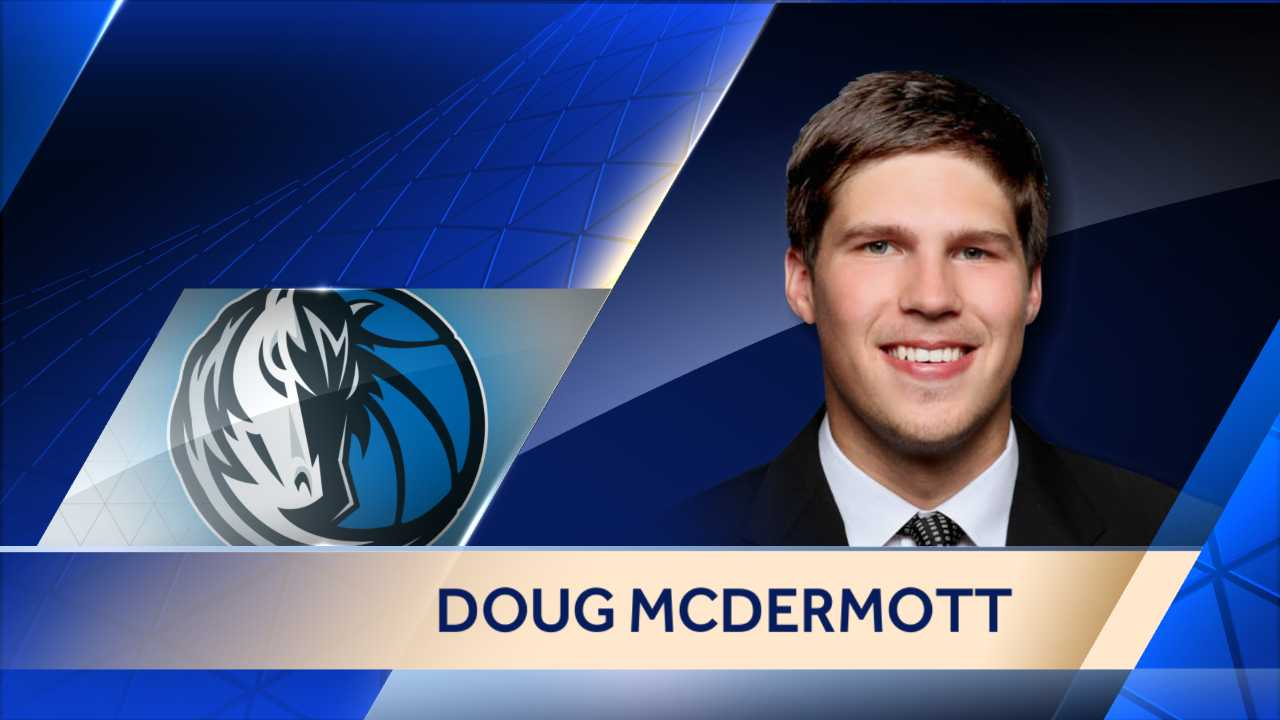 Doug McDermott traded to Mavericks at deadline