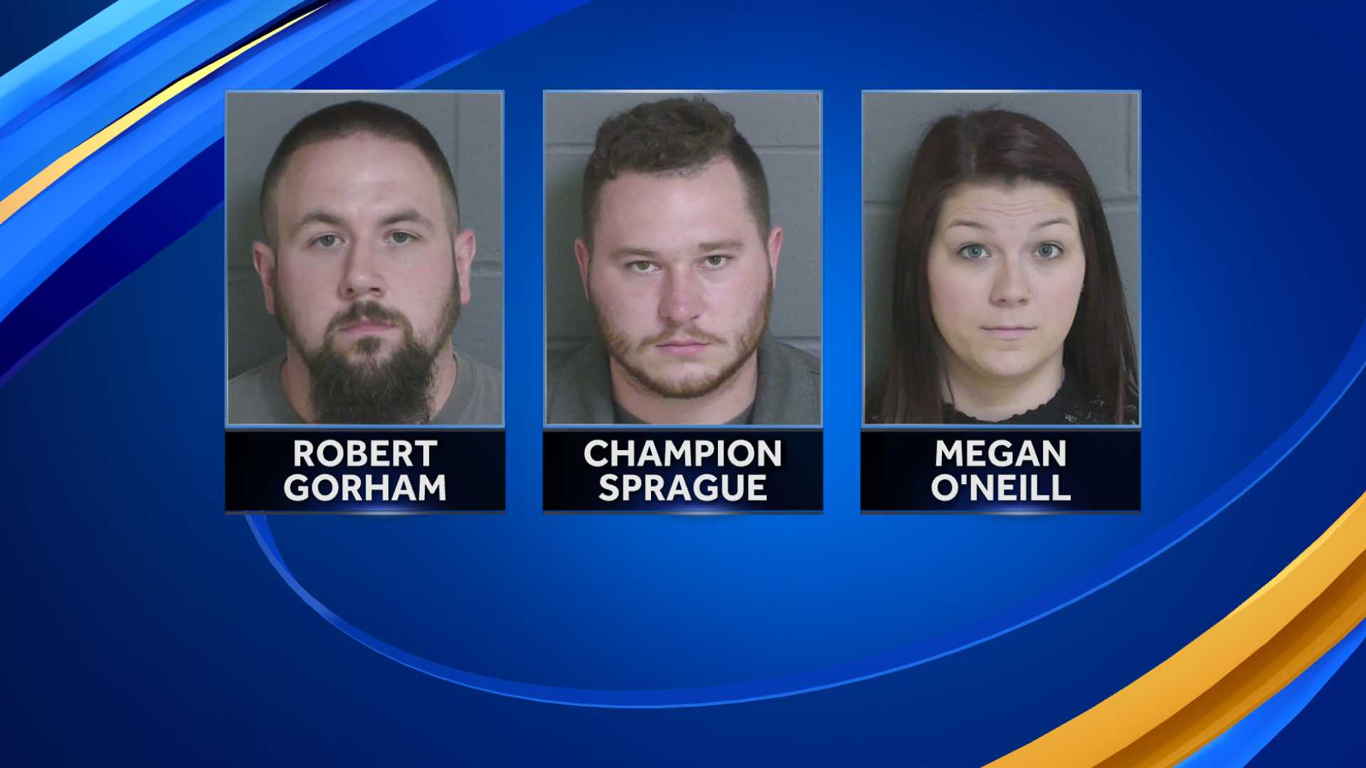 Three charged for drive-through fight at McDonald's