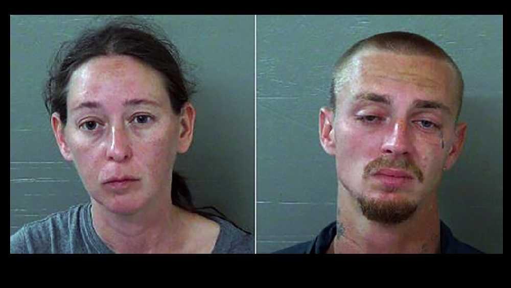 Melanie Martin and Andrew Douglas