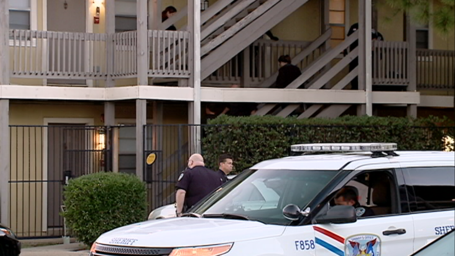 Homicide at Metairie apartment complex