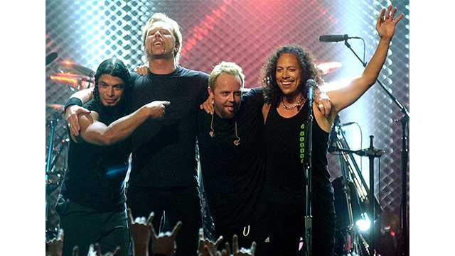 Metallica will kick of their WorldWired 2017 North American Tour on May 10 at M&T Bank Stadium in Baltimore.