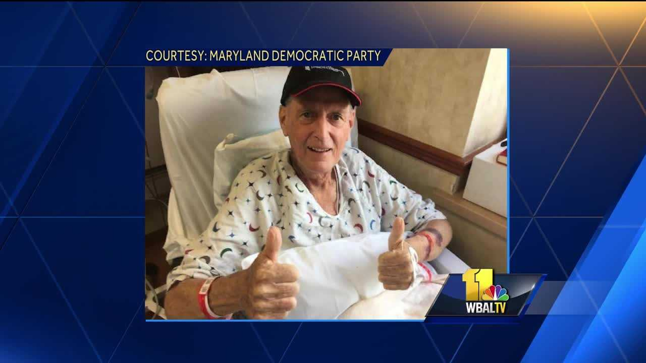 Maryland House Speaker Michael Busch continues to recover from a liver transplant.