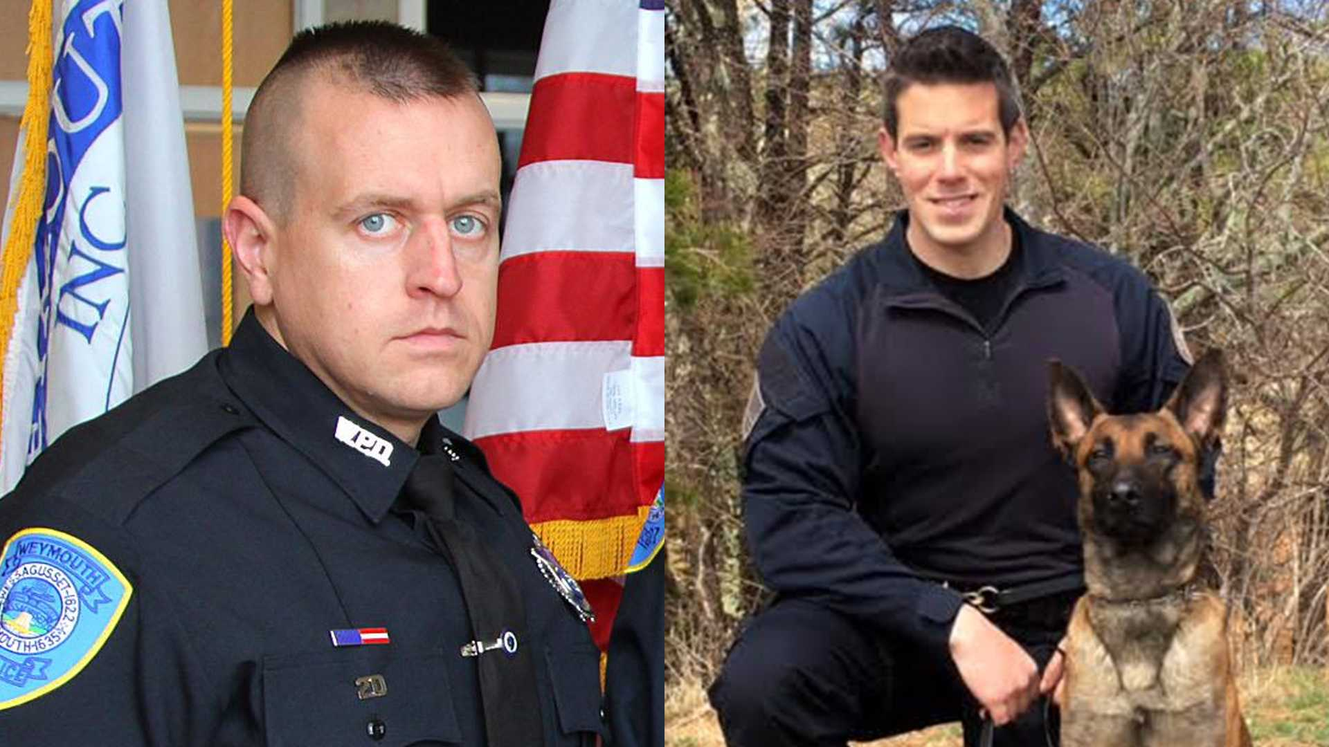 'Hearts are broken once again:' Sean Gannon's mom reacts to death of Weymouth officer