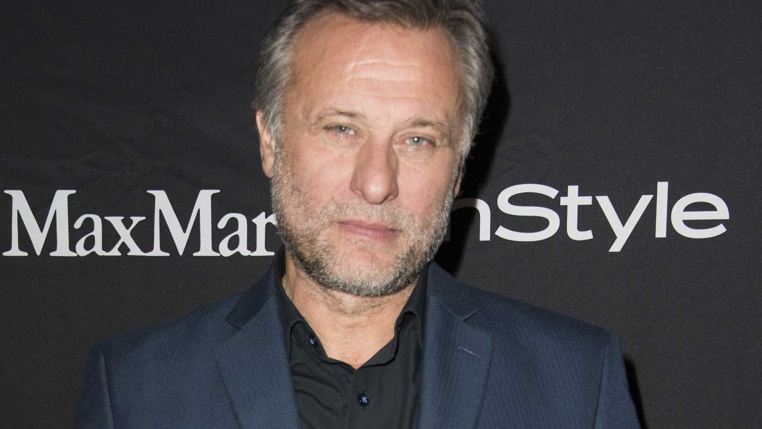 "In this Sept. 12, 2015 file photo, Swedish actor Michael Nyqvist attends The Hollywood Foreign Press Association and InStyle's annual Toronto International Film Festival celebration in Toronto. Nyqvist, who starred in the original ""The Girl With the Dragon Tattoo"" films and often played villains in Hollywood movies like ""John Wick"" died after a year-long battle with lung cancer. He was 56."
