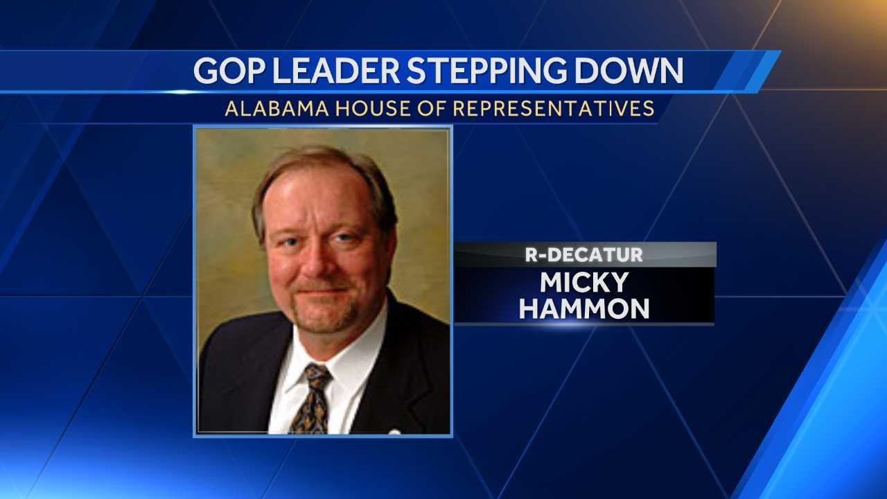 Alabama House Majority Leader Micky Hammon