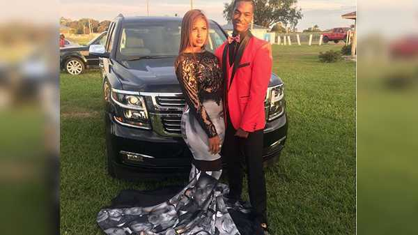 Florida Teen Dons Black Lives Matter Prom Dress