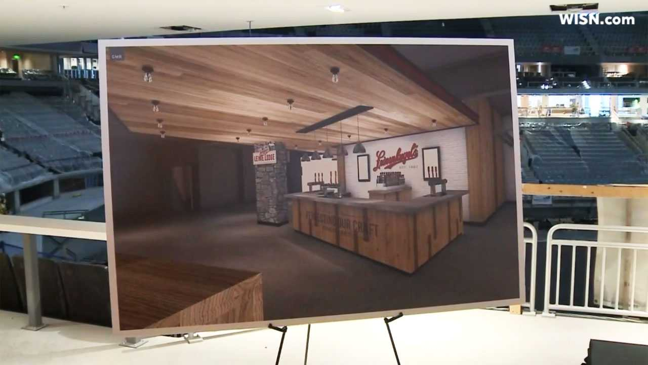 Visitors to the new Milwaukee Bucks arena will be able to get drinks at three Miller anchor bars and take part in a Coors Li​ght experience. ​​